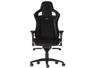 Gaming Chair Noble Epic NBL-PU-PNK-001 Black/Pink