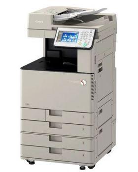 MFP Canon iR-ADV C3330i + Cassette Unit-AL1, Color Printer/Copier/Color Scanner/ DADF(100-sheet), Duplex, Net,  A3-15/15ppm, A4-30/30ppm, 25–400% step 1%,RAM 2Gb,HHD 320Gb,2x1100-sheet Cassette,52-220г/м2.Not in set-Toner C-EXV49Black_36k,Color_19k
