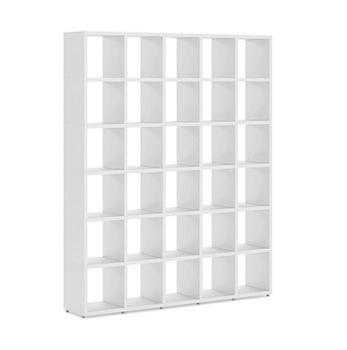cumpără Etajeră Boon 2180x1810x330 mm,alb în Chișinău