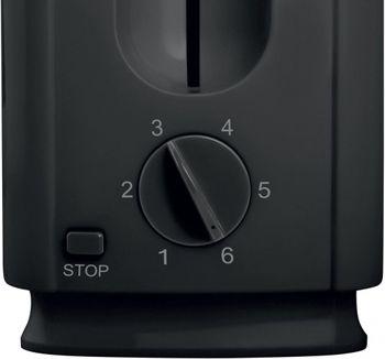 Тостер Scarlett SC-TM11012, 700Вт, Черный