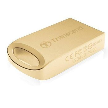 купить Flash Drive Transcend JetFlash 510 Gold 32Gb в Кишинёве