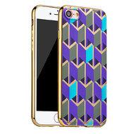 купить Hoco Glint Series Fashion TPU Iphone 7/8, Blue в Кишинёве