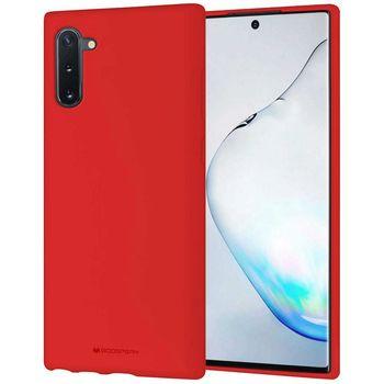 купить Чехол ТПУ Mercury Samsung Note 10 Plus (N975), Red в Кишинёве