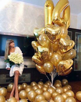 купить Набор шаров « Splendid GOLD » в Кишинёве