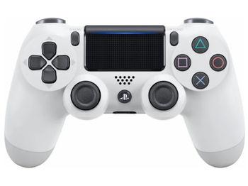 Controller wireless SONY PS DualShock 4 V2 White