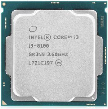 cumpără CPU Intel Core i3-8100 3.6GHz în Chișinău