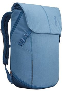 "15.6"" NB Backpack - THULE Vea 25L, Light Navy, Safe-zone, Polyester melange, 800D nylon, Dimensions: 30 x 24 x 48 cm, Weight 1.18 kg, Volume 25L"