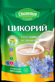 Stoletov Цикорий со сливками 100гр
