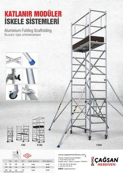 cumpără Turn modular mobil Protube F360 în Chișinău
