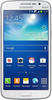 Samsung G7102 Galaxy Grand 2 White 2 SIM (DUOS)