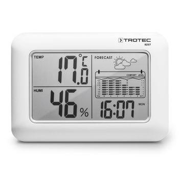 купить Метеостанция и монитор климатических данных Trotec BZ07 в Кишинёве