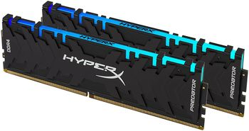 16GB DDR4-3200MHz  Kingston HyperX Predator