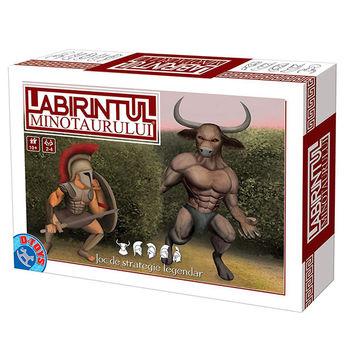 Настольная игра Labirintul Minotaurului, код 41312