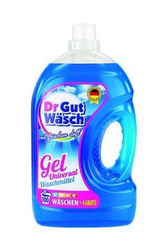 """купить Гель для стирки  - Universal, """"Dr Gut Wäsch"""" 3,15 L в Кишинёве"""