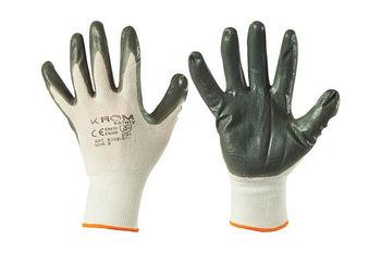 Перчатки нитрил Krom K102
