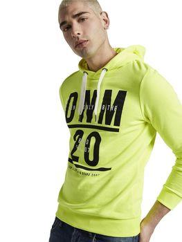 Трикотаж Tom Tailor Неоновый зеленый tom tailor 1014792