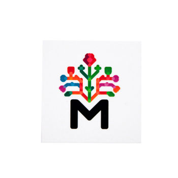 cumpără Magnet de frigider - Pomul Vieții (alb mini) în Chișinău