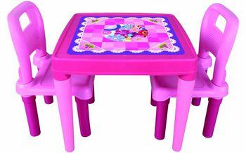 Pilsan Cтол с 2 стульями для детей