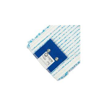 WET Моп плоский микрофибра синий 40х13 см, ухо