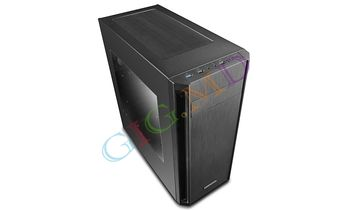 Case ATX Deepcool D-SHIELD V2  USB3.0, Black