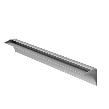 cumpără Suport poliţă 600 mm, argintiu în Chișinău