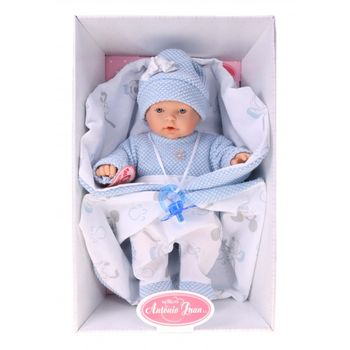 Кукла Кико с одеяльцем, 27 см Код 1116