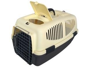 купить Переноска 082, для кошек и собак, пластиковая, 55*36*33см в Кишинёве