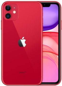 купить Apple iPhone 11 64GB, Red в Кишинёве