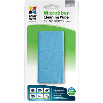 купить ColorWay CW-6108 Microfiber Cleaning Wipe for Screen and Monitor Cleaning в Кишинёве