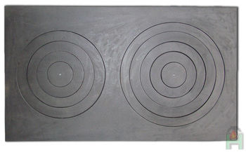 Плита чугунная варочная L9