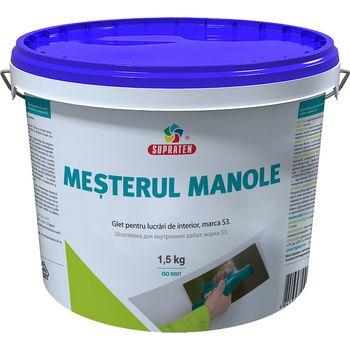 Supraten Шпатлевка Mesterul Manole S3 1.5кг