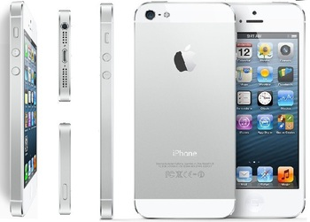 iPhone 5 16Gb, White