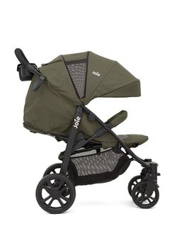 купить Прогулочная коляска Joie Litetrax 4 Thyme в Кишинёве