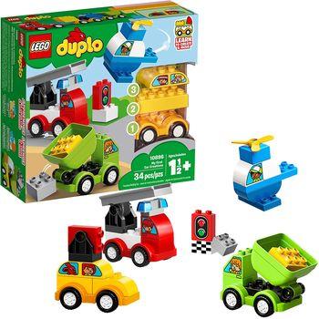 """LEGO DUPLO """"Мои первые машинки"""", арт. 10886"""