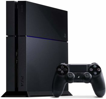 cumpără Game Console Sony Playstation 4 Slim 1TB, Black 1 Gamepad + FIFA 2018 + The Crew 2 în Chișinău