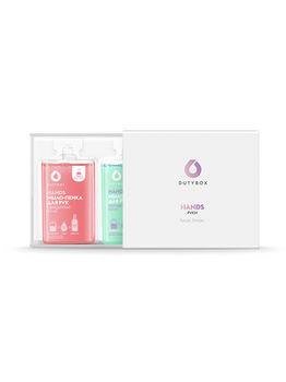 DUTYBOX HANDS Penar – Săpun-spumă pentru mîini Zmeură/Salvie și mentă