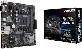 MB AM4 Asus PRIME B450M-K  mATX