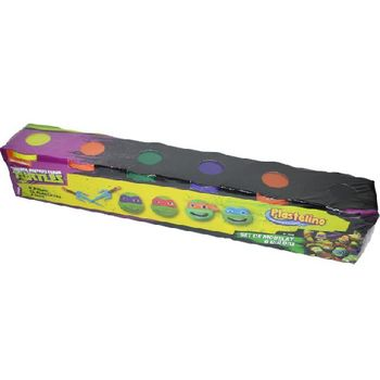 купить Noriel Набор для лепки из пластилина Черепашки ниндзя в Кишинёве
