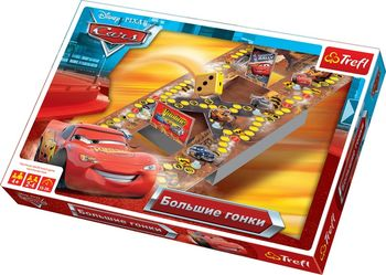 "00866 Trefl ""Game"" - Great race / Disney Cars"