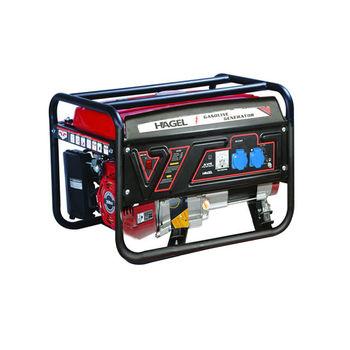 купить Генератор DTF5000 220 В 3.8 кВт бензин HAGEL в Кишинёве
