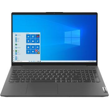 "купить Lenovo IdeaPad IP 5 15ITL05 Platinum Grey 15.6"" IPS FHD 300 nits (Intel Core i5-1135G7 4xCore 2.4-4.2GHz, 8GB (on board) DDR4 RAM, 256GB M.2 2242 NVMe SSD, Intel Iris Xe Graphics, w/o DVD, WiFi-AC/BT, 3cell, HD Webcam, RUS, No OS, 1.66kg) в Кишинёве"