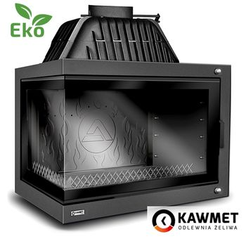 купить Каминная топка KAWMET W17 Dekor EKO 16,1 kW левая боковая в Кишинёве