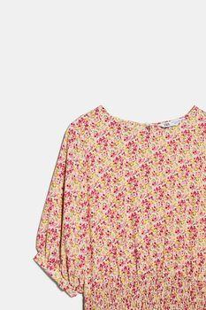 Платье ZARA Принт цветочек 7484/073/330