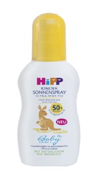 cumpără Hipp BabySanft Spray Sun SPF 50+, 150 ml în Chișinău