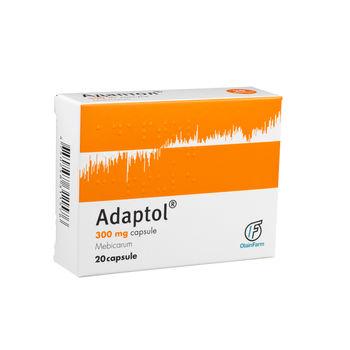 cumpără Adaptol 300mg caps. N20 în Chișinău
