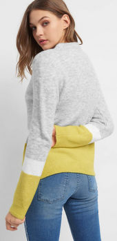 Трикотаж ORSAY Серый/Желтый orsay 501966