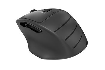 Wireless Mouse A4Tech FG30, Black/Grey