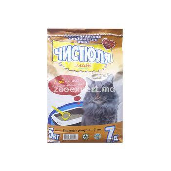 купить Наполнитель для кошачьего туалета Чистюля Элит 5 kg в Кишинёве