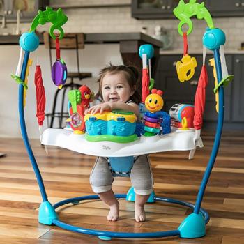 купить Прыгунки Baby Einstein Neighborhood Symphony Activity Jumper в Кишинёве