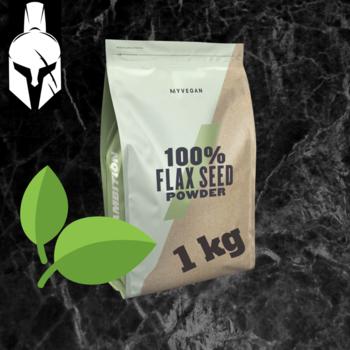 100 % Порошок из льняного семени ( Kлетчатка ) - Натуральный вкус - 1 кг